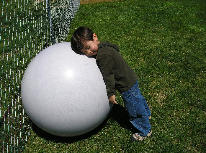 big ball - photo #40